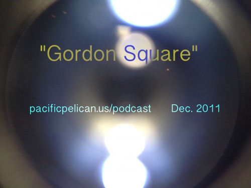 Gordon Square video art