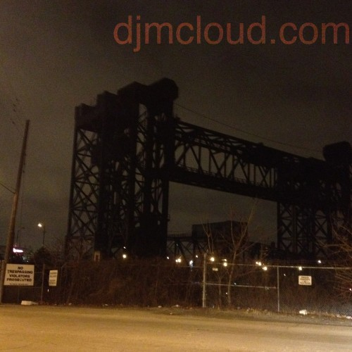 djmcloud.com logo (Cleveland railroad bridge)