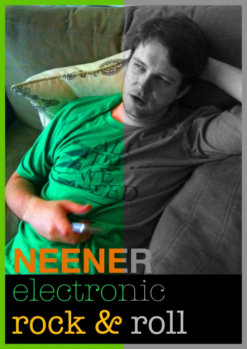 Neener 2 poster by Jessica