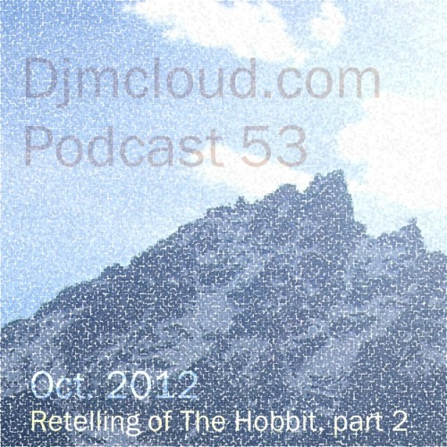 djmcloud podcast 53 artwork