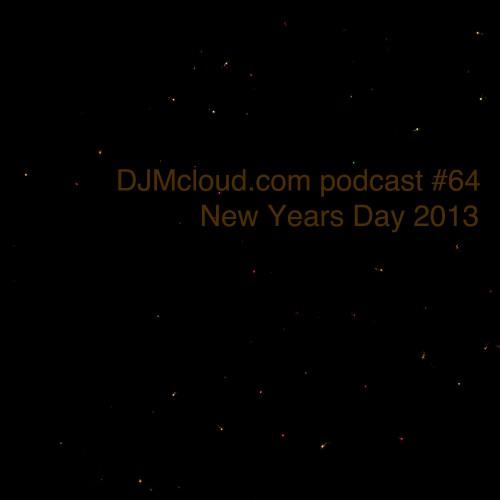 DJMcloudPodcast64artworkJan1st2012byDanielJMcKeown