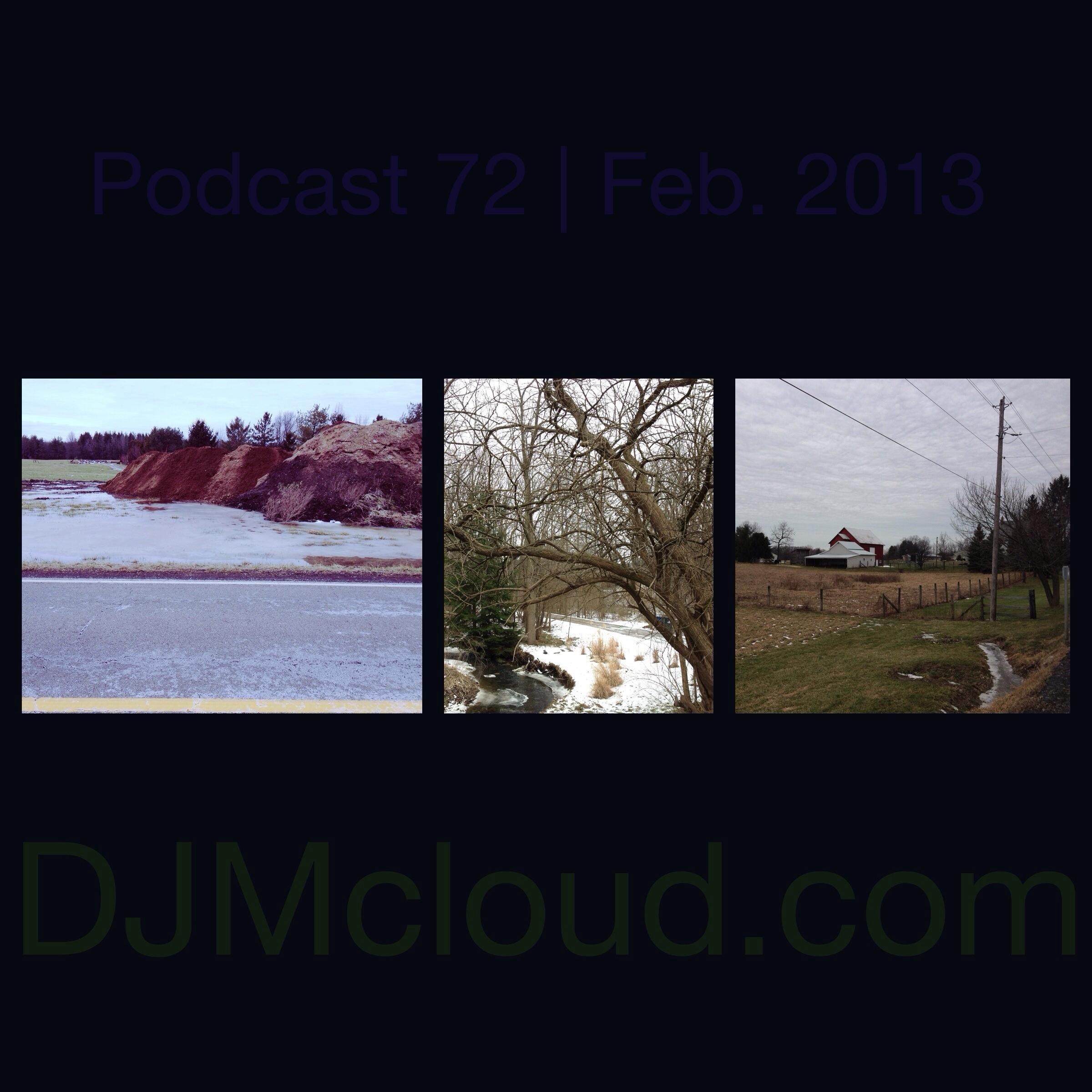 djmcloudpodcast72artworkFeb2013ByDanMcKeown